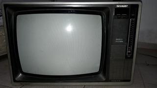Tv Color Sanyo Antigua. En Perfecto Estado