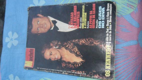 Antiga Revista Manchete