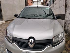 Renault Sandero 1.0 16v Authentique Hi-flex 5p 2016
