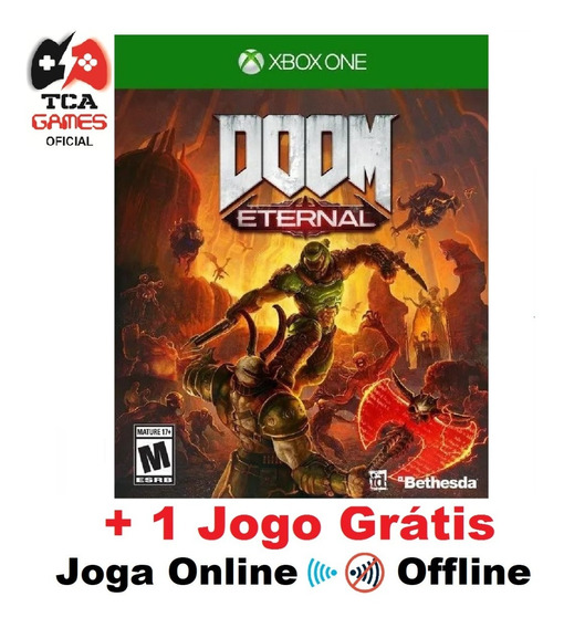 Doom Eternal Xbox One Mídia Digital
