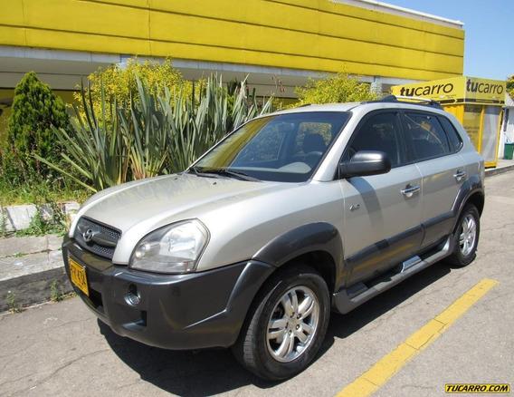 Hyundai Tucson Crdi 2.0 Diésel Mecánica 4wd