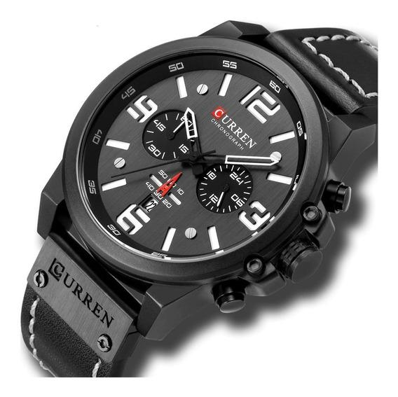Reloj Curren Cronografo Original - Casio Seiko Guess Puma