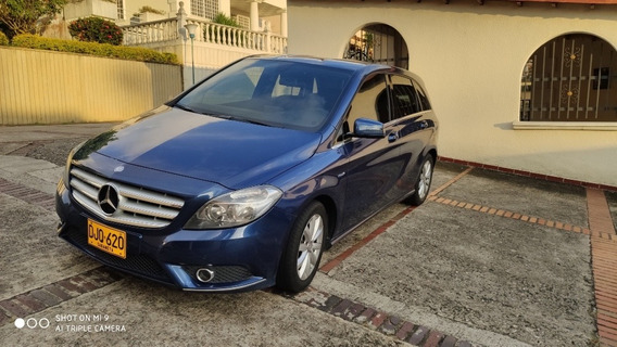 Mercedes Benz B200 Turbo 2013