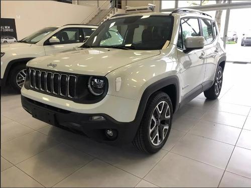 Jeep Longitude Renegade 1.8 At6 2021