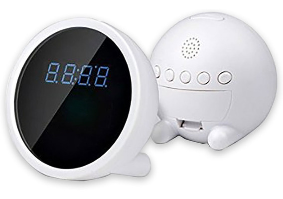 Camera De Seguranca Residencial Wifi Mini Spy Espia