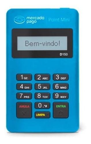 Imagem 1 de 3 de Máquina De Cartão Point Mini - Sem Aluguel Promoção