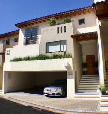 Venta Casa En Vista Hermosa - Cuajimalpa