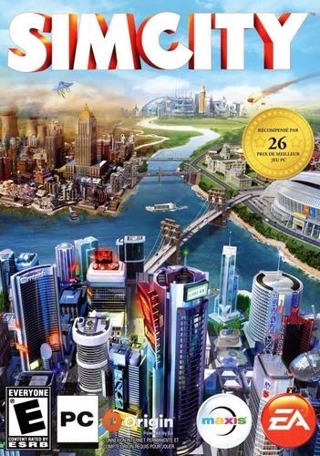Simcity 5 Pc Cdkey Origin Original + Español + Online