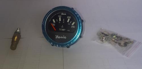 Reloj De Temperatura C/válvula Eléctrico