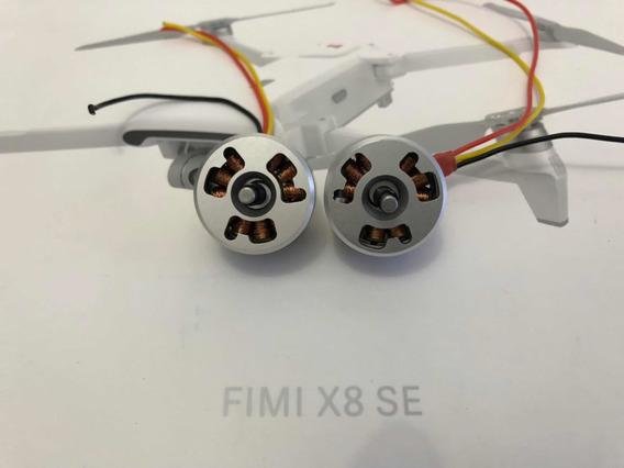 Um Par De Motores Originais Drone Fimi X8 Se - Xiomi