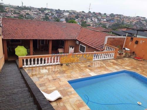 Casa À Venda Em Jardim Novo Campos Elíseos - Ca252071