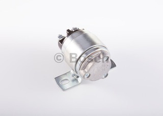 Rele Auxiliar De Partida 12v Ford / Volksw 933a080010 Bosch