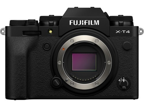Câmera Fujifilm X-t4 Mirrorless / Fuji Xt4 Black