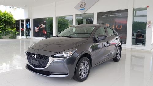 Mazda  2  Sedan Touring 1.5 Automático Machine Gray