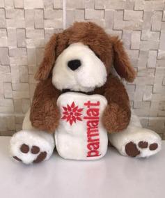 Pelúcia Coleção Parmalat Cachorro