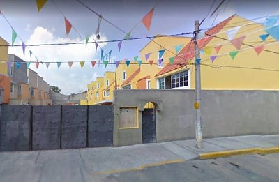 Casa Col Santa Isabel Tola En Gustavo A. Madero