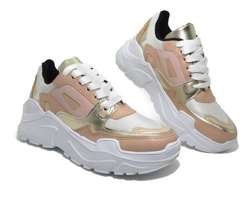 Imagen 1 de 7 de Zapatos Zapatillas Plataforma  Mujer Balenciaga 01 Verano 20