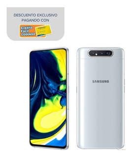 Celular Libre Samsung Galaxy A80 128gb-8ram 4g Libre Lte
