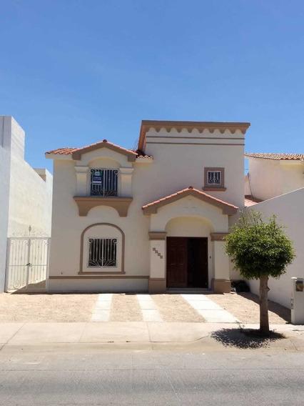 Casa En Venta En Residencial Andalucia Culiacán