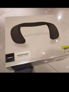 Bose Soundwear Nuevos Con Garantia 1 Año