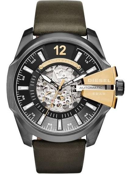 Relógio Diesel Dz 4378 Automatico Novo Na Caixa Com Nota!