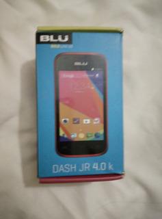 Celular Blu, Dash Jr 4.0k