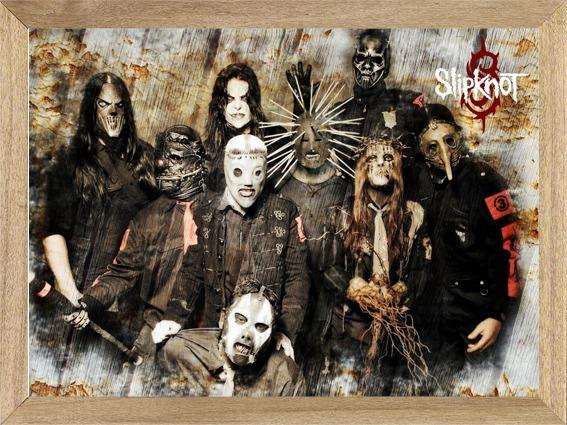 Dibujos De Slipknot Adornos Y Decoración Del Hogar En