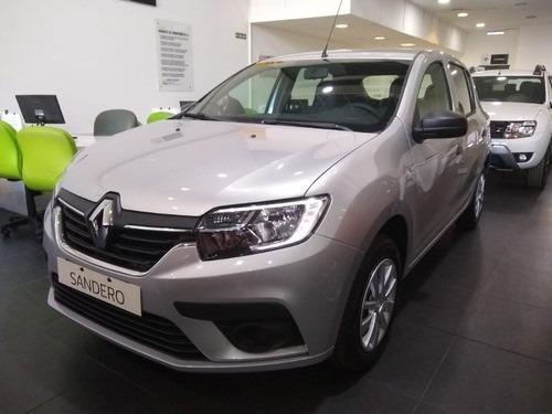 Renault Sandero Intens 1.6 Gris 0km Contado Financiad