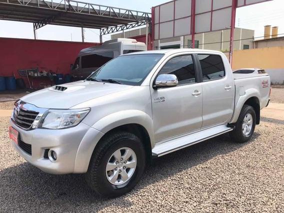 Toyota Hilux Cd Srv 3.0 Diesel Aut. 2013/2014 4x4 Impecavel