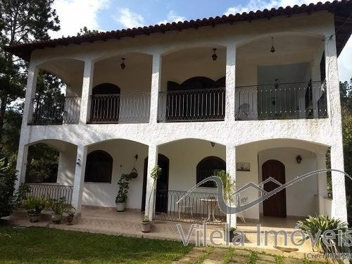 Imagem 1 de 15 de Mini Sitio Com Lago Excelente Casa Em Dois Pavimentos - Barão De Javary  -  Miguel Pereira - 1047