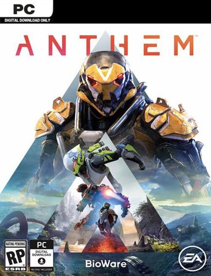 Anthem Portiguês - Pc (origin Key)