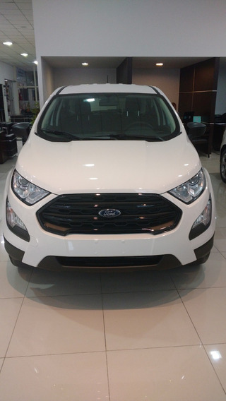 Ford Ecosport S 1.5 Nafta 123cv 4x2 Manual 0km 2018