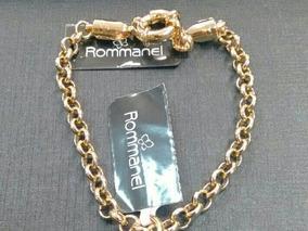 Pulseira Elo Portugues Grossa Rommanel 550399