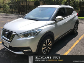 Nissan Kicks 1.6 Exclusive At Cvt Blindada