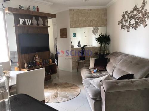 Apartamento Próximo Ao Shopping Interlagos. - Mr75037