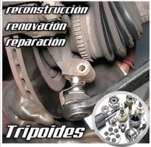 Reparación Punta De Tripoide Renault Kangoo