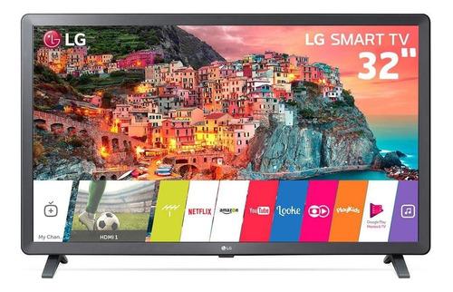 Imagem 1 de 4 de Smart Tv Led 32 Polegadas LG Hd Thinq Ai Conversor Digital