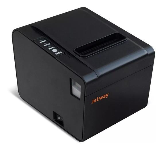 Impressora Não Fiscal Termica Jp-800 Serrilha Guilhotina