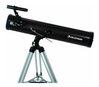 Celestron 21044 76 Mm Powerseeker Telescopio