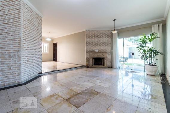 Casa Em Condomínio Mobiliada Com 3 Dormitórios E 4 Garagens - Id: 892944695 - 244695