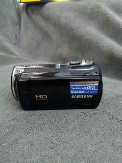 Câmera E Filmadora Samsung Hmx-f80