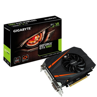 Tarjeta De Video Gigabyte Geforce Gtx1060 Mini Itx Oc 6g