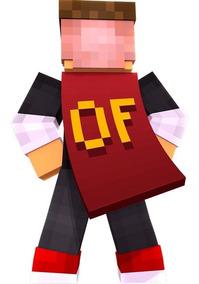 Capa Da Optifine - Minecraft Original Promoção!!