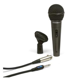 Microfono Samson R31s Dinámico Cardioide - Full