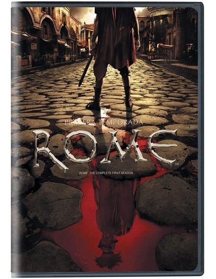 Roma Rome Temporadas 1 Uno Primera Y 2 Dos Segunda Dvd