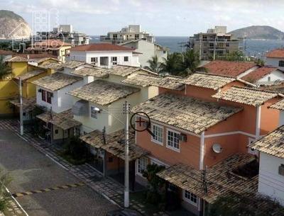 Casa Com 3 Dormitórios À Venda, 132 M² Por R$ 750.000 - Camboinhas - Niterói/rj - Ca0658