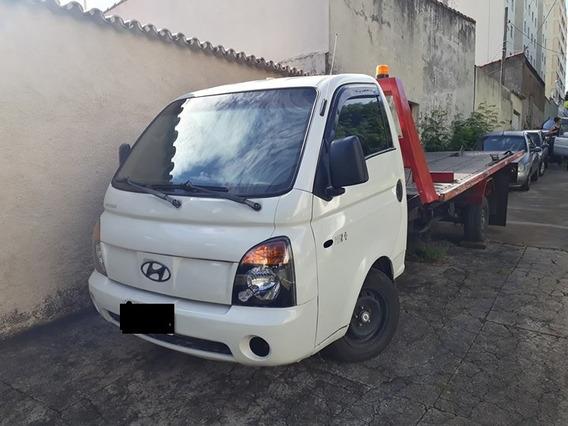 Hyundai Hr Na Plataforma Guincho