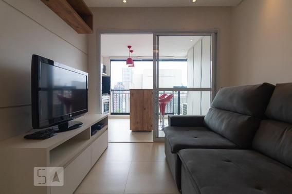 Apartamento Para Aluguel - Brooklin, 1 Quarto, 38 - 893029452