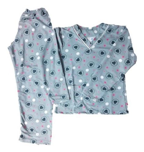 Pijama Mujer Térmica Dulce Abrigo