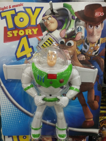 Buzz Lightyear Muñeco Toy Story 4 Juguete Navidad Niño